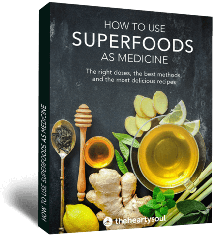Superfoods can be used to substitute medicines without side effects