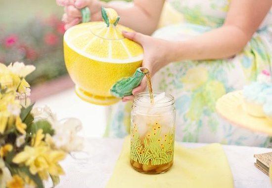 Iced Tea - The Healthy Alternative to Coke!