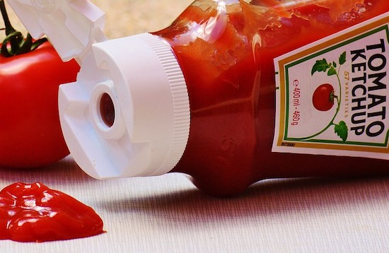 the problem with ketchup